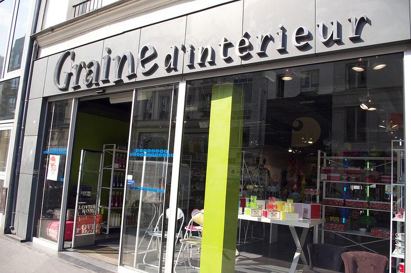 Graine d 39 int rieur alphacityguides - Store d interieur ...