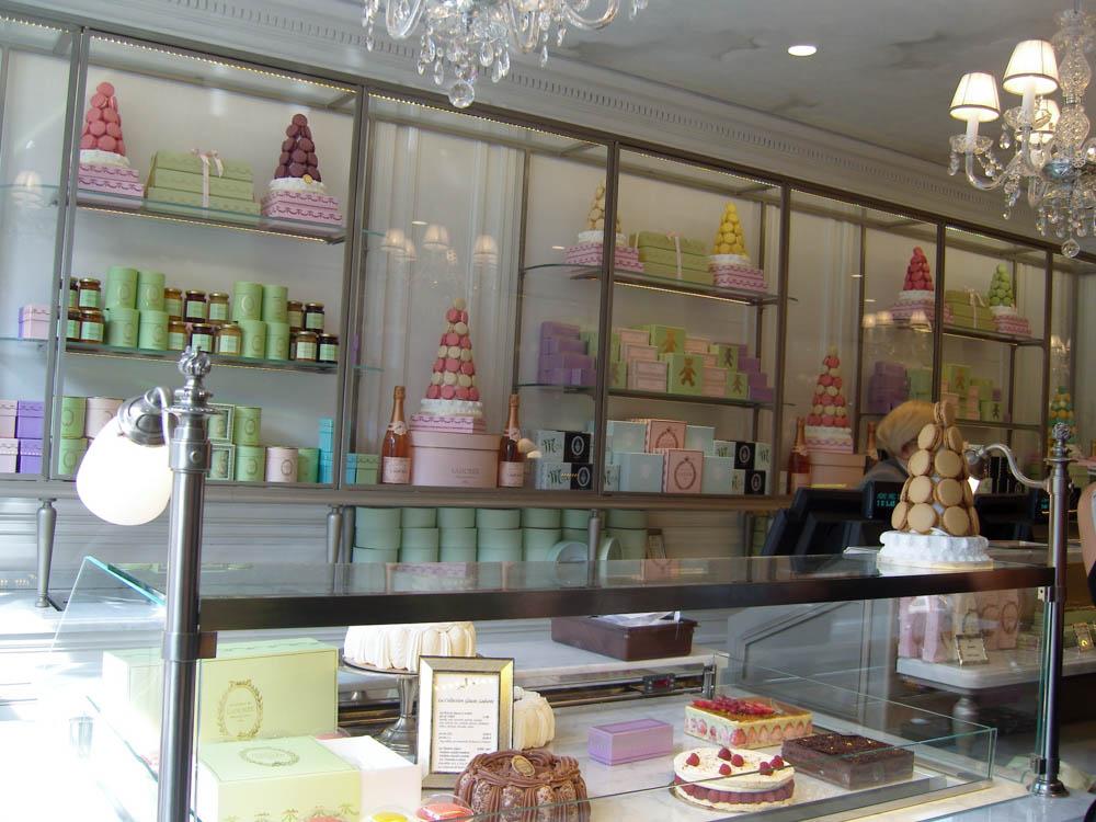 Paris Best Pastry Shops Alphacityguides
