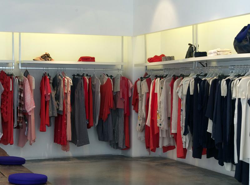 Inside Crea Concept in Paris. Photo by alphacityguides.