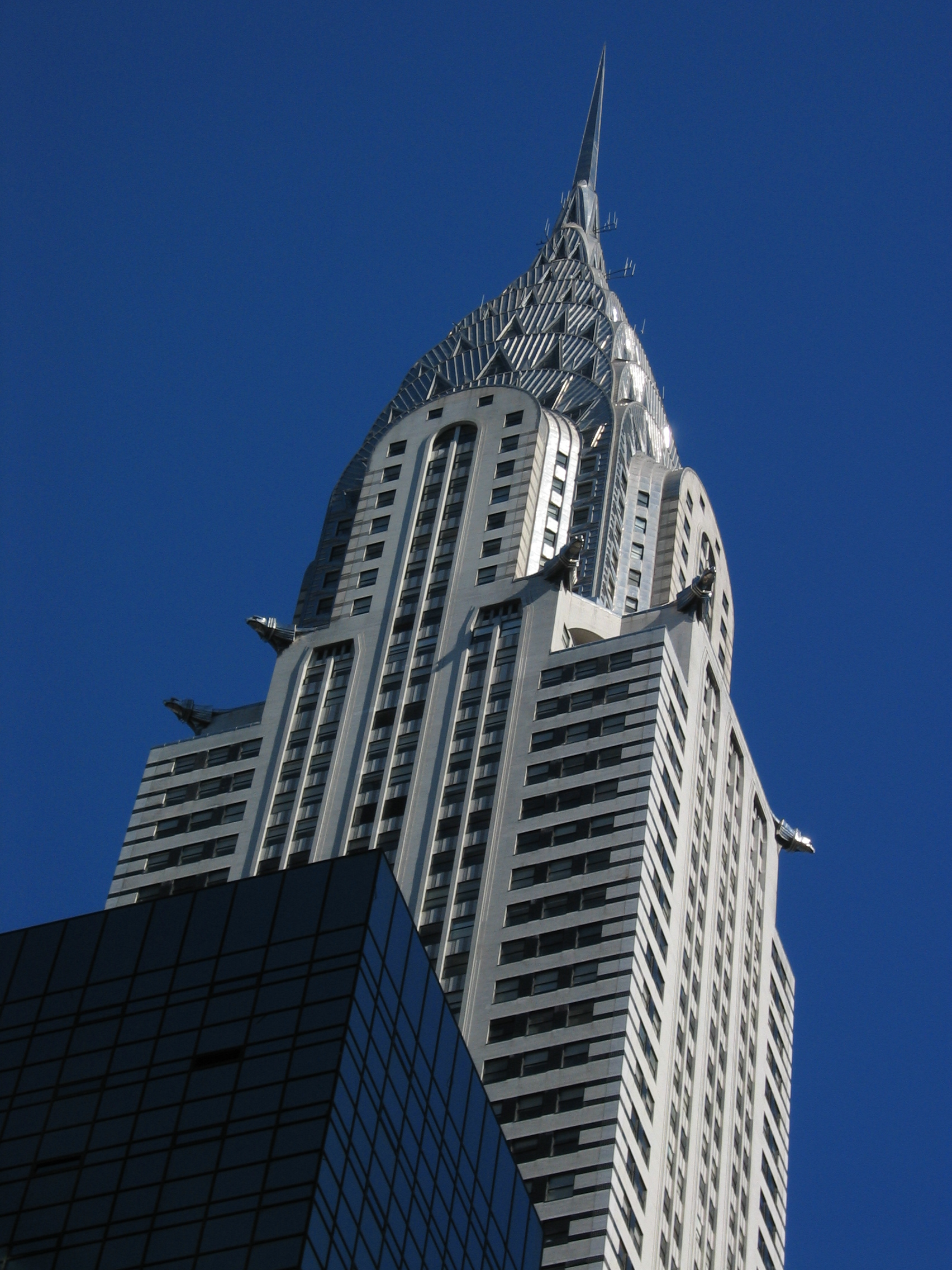 "Chrysler Building in New York. Photo by <a href=""http://www.flickr.com/photos/zoonabar/154354932/"">zoonabar</a>"