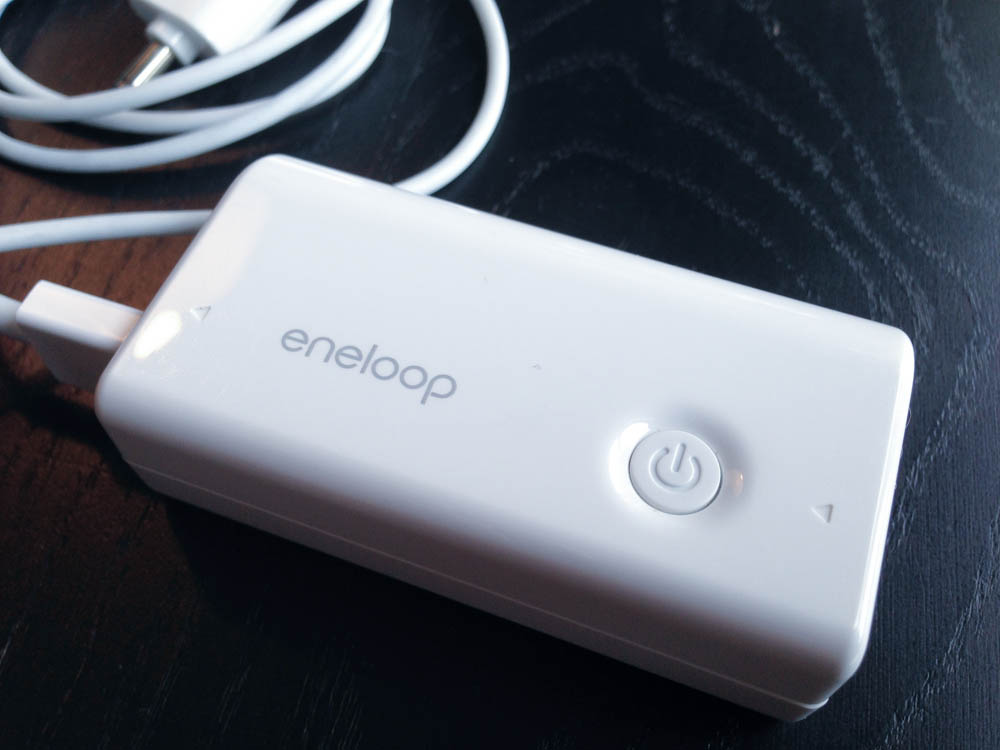 eneloop Mobile Booster KBC-L3AS (Japanese version)