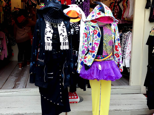 Decora style in Tokyo. Photo by alphacityguides.