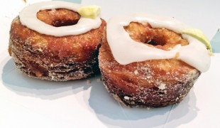 Cronuts at Dominique Ansel Bakery New York. Photo by alphacityguides.