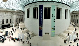 """British Museum in London Photo by <a href=""""http://www.flickr.com/photos/rickharris/6042989146/sizes/o/in/photostream/""""> Яick Harris</a>"""
