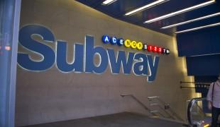 New York Subway. Photo by alphacityguides.