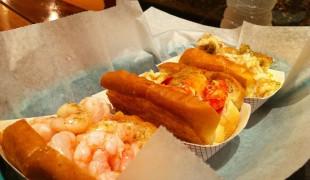 Taste of Maine from Luke's Lobster in New York City.