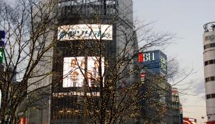 Seibu Shibuya in Tokyo. Photo by alphacityguides.