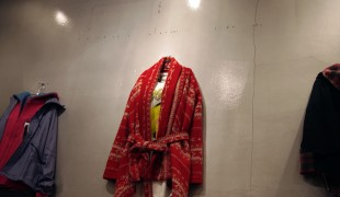 Fashion inside Hysteric Glamour in Tokyo. Photo by alphacityguides.