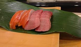 Sashimi at Nihonkai Asakusa in Tokyo. Photo by alphacityguides.