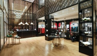 Luxury department store Shanghai Tang in Hong Kong. Photo supplied by Shanghai Tang.