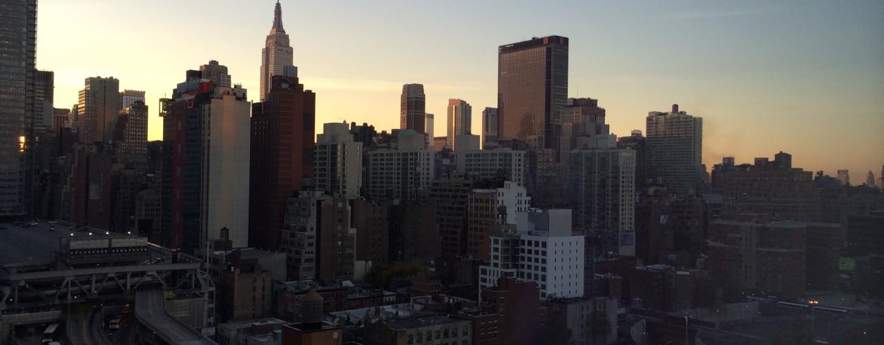 New York City Skyline. Photo by alphacityguides.