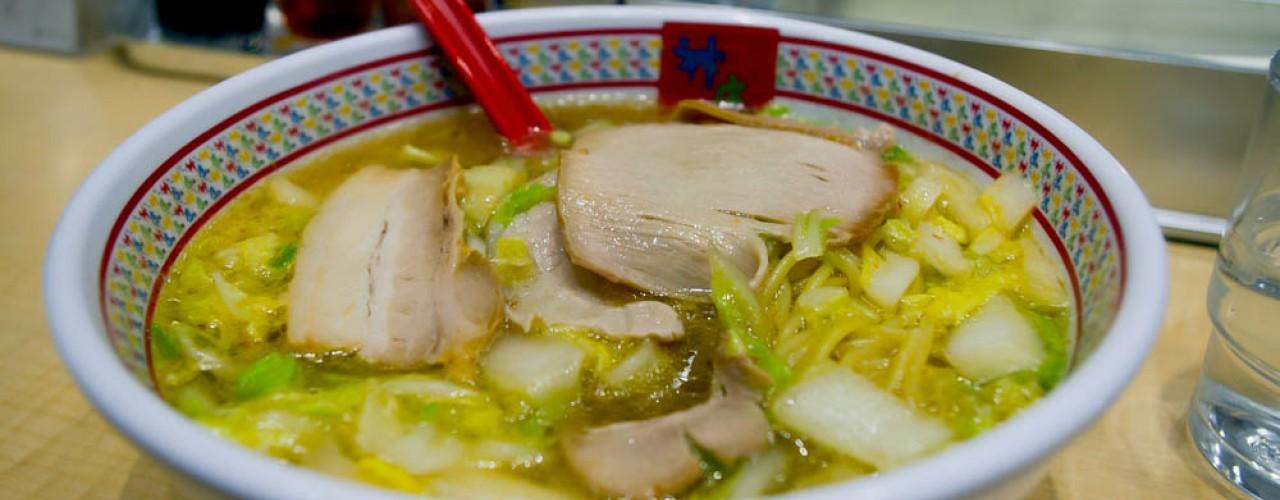 Delicious Ramen from Kamukura in Tokyo. Photo by alphacityguides.
