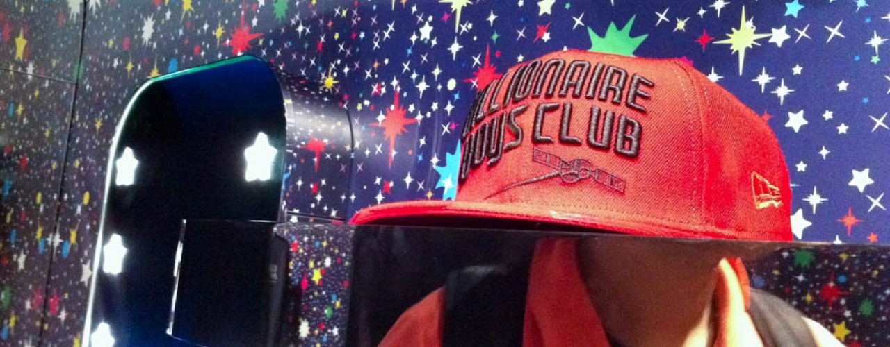 Hat at Billionaire Boys Club in New York. Photo by alphacityguides.