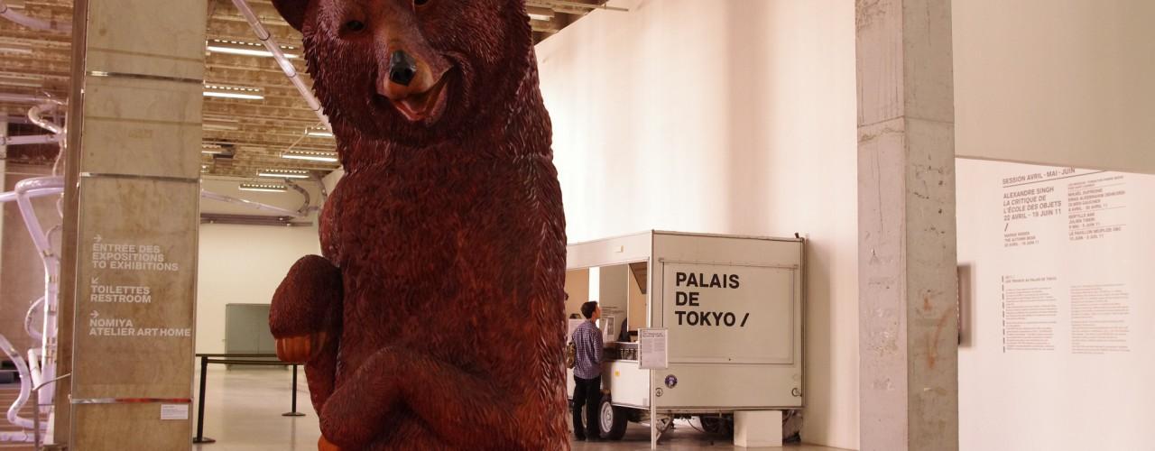 Palais de Tokyo Bear