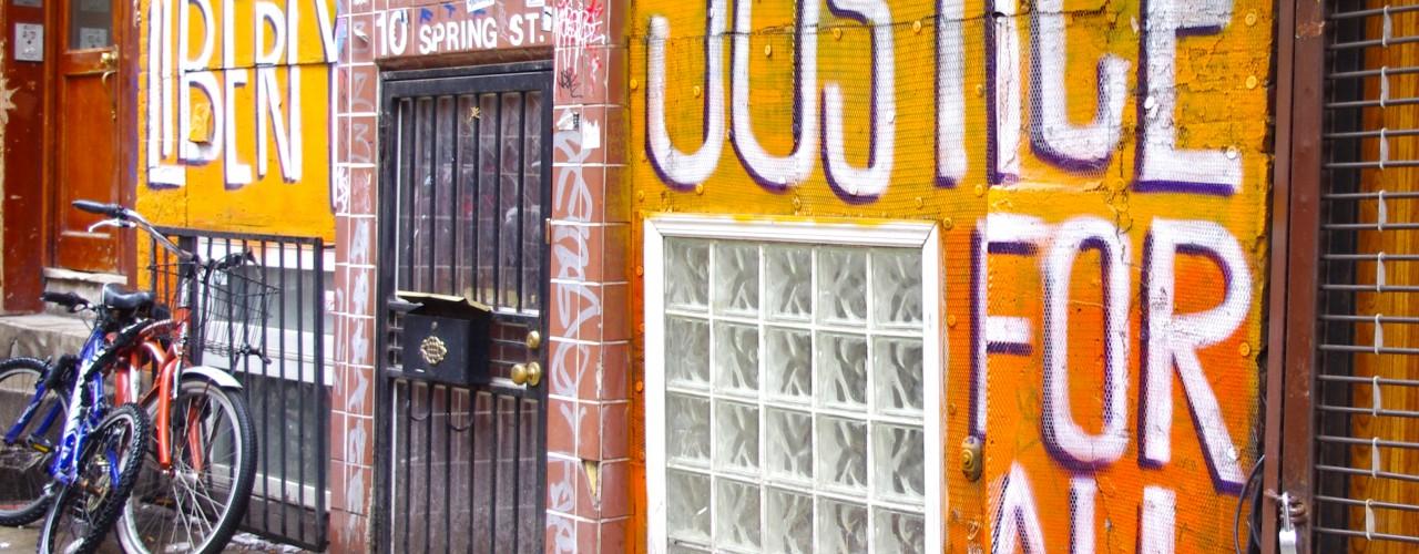 New York street art. Photo by alphacityguides.