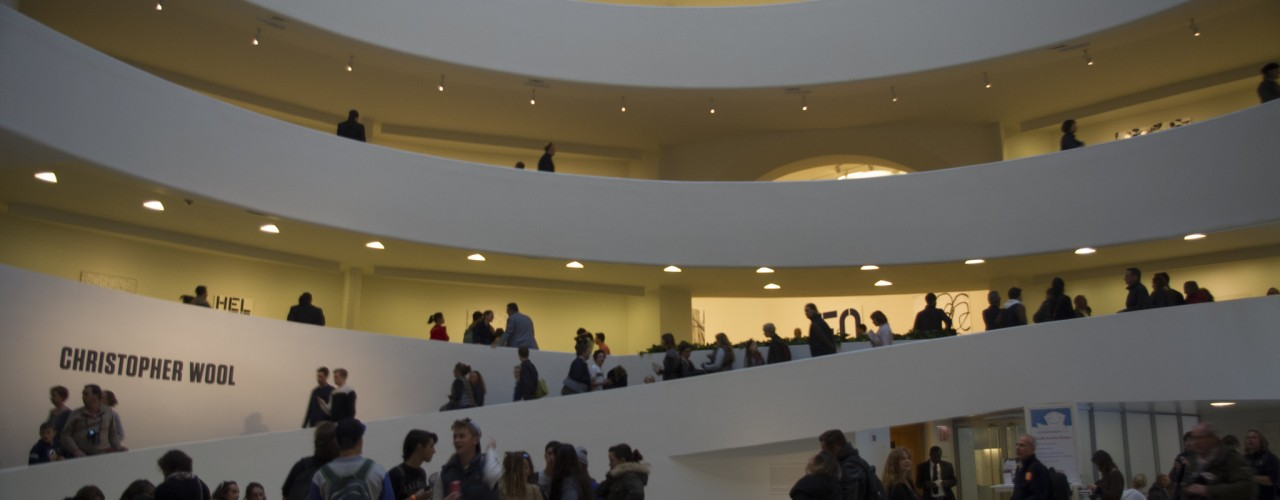 Guggenheim Museum in New York. Photo by alphacityguides.