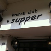 Brunch Club & Supper in Hong Kong. Photo by alphacityguides.