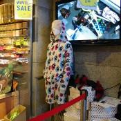 Japanese fashion for men at Spinns Harajuku Tokyo.