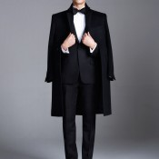 Bepoke tuxedo at Gieves & Hawkes. Photo supplied by Gieves & Hawkes.