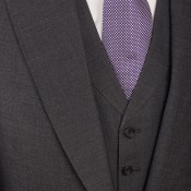 Bespoke suit at Dege & Skinner, London. Photo supplied by Dege & Skinner.