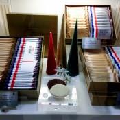 Gouter de Roi Rusk box set at Gateau Festa Harada in Tokyo. Photo by alphacityguides.
