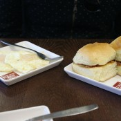 Eggs and soft bun at Toast Box in Hong Kong. Photo by alphacityguides.