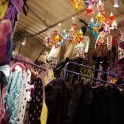 Japanese fashion at Spinns Harajuku Tokyo.