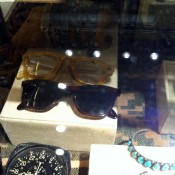 Accessory display inside RRL in New York. Photo by alphacityguides.