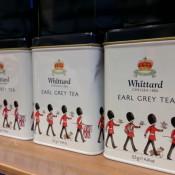 Whittard Tea in Covent Garden, London. Photo by alphacityguides.