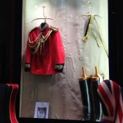Fashion display inside Gieves & Hawkes London. Photo by alphacityguides.