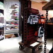 Inside Superdry in London. Photo by alphacityguides.
