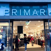 Primark on Oxford Street in London. Photo by alphacityguides.
