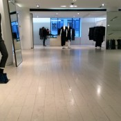 Fashion display at Barney's in New York. Photo by alphacityguides.