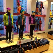 Uniqlo in New York. Photo by alphacityguides.