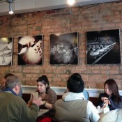 Inside Murray's Bagel in New York. Photo by alphacityguides.