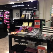Gifts, books, and stationery at Selfridges & Co. in London. Photo by alphacityguides.