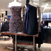 Fashion at Harvey Nichols in London. Photo by alphacityguides.