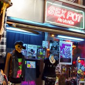 SEX POT ReVeNGe in Tokyo. Photo by alphacityguides.