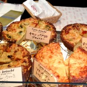 Tarts at French Bakery Viron in Tokyo. Photo by alphacityguides.