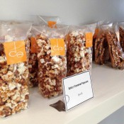 Spicy caramel popcorn at Dominique Ansel Bakery. Photo by alphcityguides.