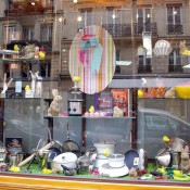 Window at Mora in Paris. Photo by alphacityguides.
