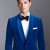 Blue suit from Gieves & Hawkes. Photo supplied by Gieves & Hawkes.