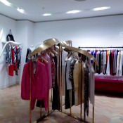 Stella Mccartney fashion display at Harvey Nichols in London. Photo by alphacityguides.
