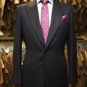 Bespoke suit at Gieves & Hawkes. Photo supplied by Gieves & Hawkes.