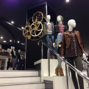 Fashion at New Look on Oxford Street in London. Photo by alpahcityguides.