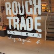Agnes B Rough Trade in Paris. Photo by alphacityguides.