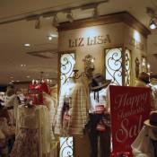 Liz Lisa mini-store at Shibuya 109 in Tokyo, Japan.
