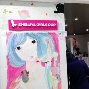 Shibuya Girls Pop shop at Parco in Tokyo. Photo by alphacityguides.