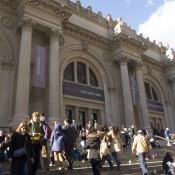Metropolitan Museum in New York City. Photo by alphacityguides.