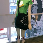 Fashion at KidRobot in New York. Photo by alphacityguides.
